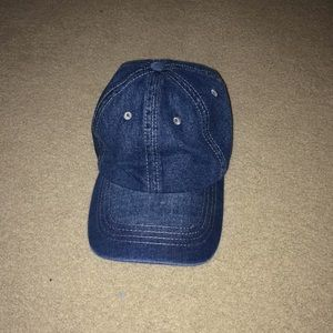 Accessories - Denim Hat